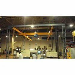 10 Ton Single Girder Underslung Crane