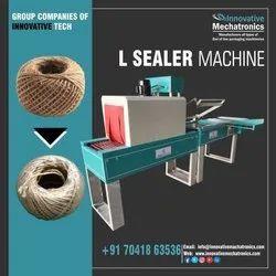 L-Sealer Machine for Textile Industry