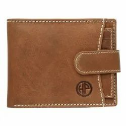 Hammonds Flycatcher RFID Protected Brown Nappa Leather Wallet for Men