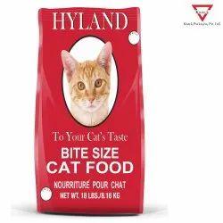 Cat Food Packaging Bags