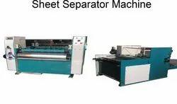 Automatic Single Phase Sheet Separator Machine