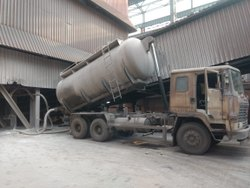 Tanker Loading and Unloading Conveying System