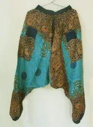 Bhawana Handicraft Rayon Afghan Harem Pants