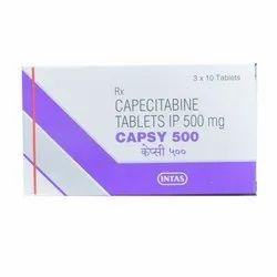 Capsy 500 Mg Tablet