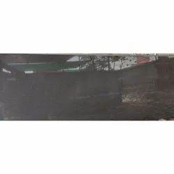 Black Pearl Polished Granite Slab, For Flooring, Thickness: 12mm