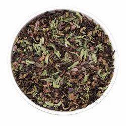 navvayd Chocalate Choco Mint Tea, Leaves, Packaging Size: 20kg