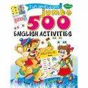 JUMBO 500 ACTIVITIES BOOKS 5 Different Books