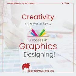 Online Graphic Designer Service