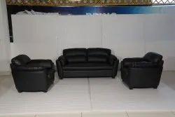 Anu Furniture Wooden Dzire Sofa, Living Room