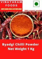 Supreme Byadgi Red Chilli Powder, Packets