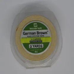Walker German Brown Tape 3 Yard
