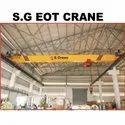 6 Ton Single Girder EOT Crane