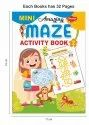 My Blue and Red Mini Activity box  Set of 10 Smart activity books