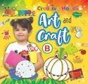 Art and Craft Series Includes Material Kit Different Books