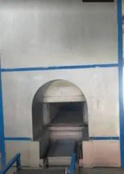 Gas Cremation Furnace