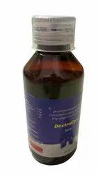 DextroCare Plastic Dextromethorphan Cough Syrup, Bottle Size: 100 ml