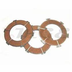 Vespa PX LML Cork Drive Plate Kit - Reference Part Number C-4712750