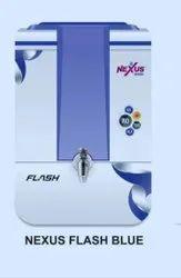Nexus Flash Blue Domestic RO Cabinet