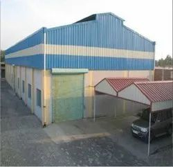 Fabricated Industrial Shed