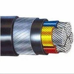 Aluminium Armoured Cable 50 SQ MM 4 Core