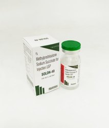 Methylprednisolone Sodium Succinate 40mg injection