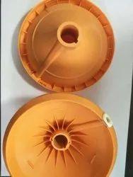 Accumulator Tensioner Winding Disc