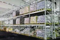 Fruits Temperature Controlled Warehousing Service, Automation Grade: Semi Automatic