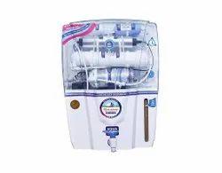 White Aqua Clinic Plus Water Purifier, Capacity: 12 Litre