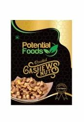 Potential Foods Vietnam Roasted Cashew Nuts, Packaging Size: 1000 Grams