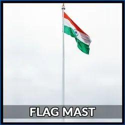 Flag Mast 18mtr 20 Mtr 30 Mtr