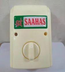 Saahas 5 Step Fan Regulator For Export Big Size, 230 V,50 Hz
