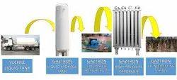 Liquid Based Industrial and Medical Cylinder Filling Station