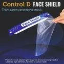 Disposable Pet Face Shield For Covid Protection