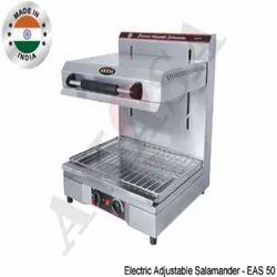 Akasa Silver Electric Adjustable Salamander, For Commercial, Size: Medium