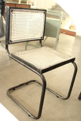 Plastic Mesh Office Chair