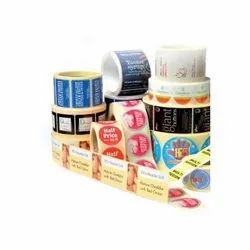 Roll Form Label Printing Services