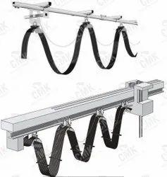 Galvanized Steel Festoon System