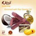 Sandalwood 2 In 1 Soap