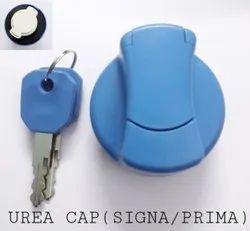 shalu Blue Urea cap for signa and prima trucks, For Automotive