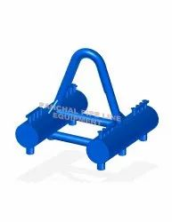 Pipe Roller Cradle Heads Manufacture