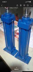 jsd Cast Iron Custom Built Hydraulic Cylinder, For Industrial, Capacity: 11-40 Ton