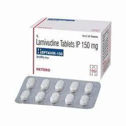 Heptavir Lamivudine Tablets
