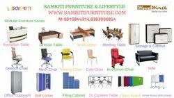Wooden 1 To 10 Office Furniture Manufacturer