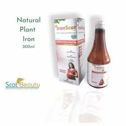 Natural Plant iron