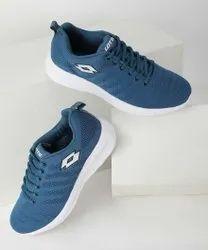 Latest Black Lotto Men Sports Shoes, Size: 6-12