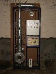Sieve Plate Distillation Column Apparatus