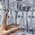 Plastic White Tpu Transparent Phone Case