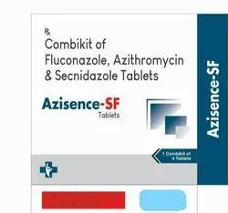Combikit Of Fluconazole Azithromycin And Secnidazole Tablet