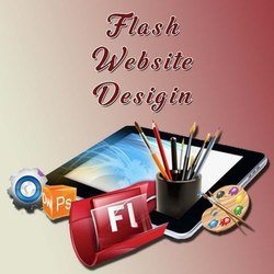 Dynamic Flash Websites Designing, With Online Support