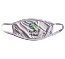 Polyester Reusable Face Mask, Number of Layers: 2 Layer